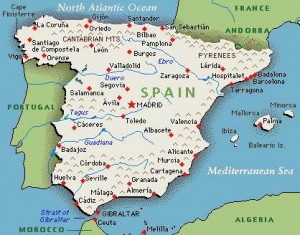 Loyola Spain Map.Cadiz The First Loreto Spanish Mission Ibvm Org Institute Of